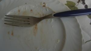 fine pranzo
