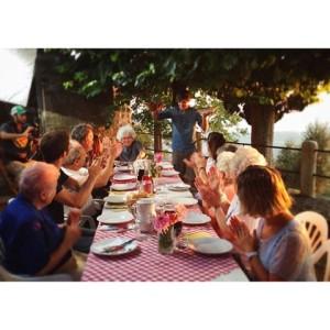 cena a sant'Angelo